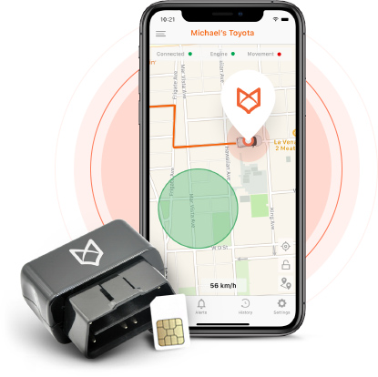 TrackingFox product sim