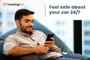 Trackingfox car tracking
